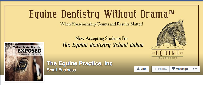Geoff Tucker, DVM: Equine dentististry without sedation or