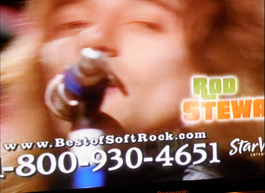 OK, I know Rod Stewart...