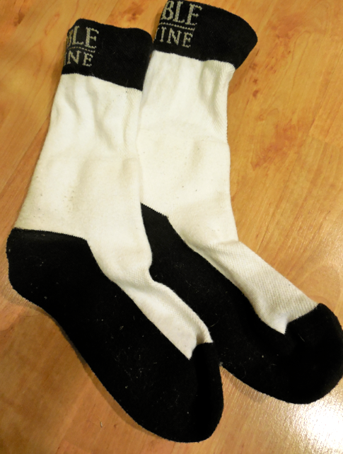 My Xtremesoft Boot Socks after 7 washings...