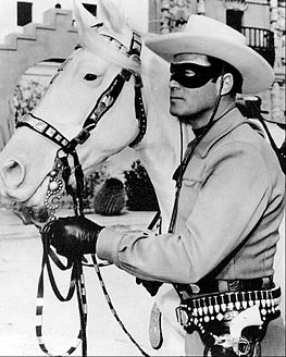 Clayton Moore.  The Lone Ranger.