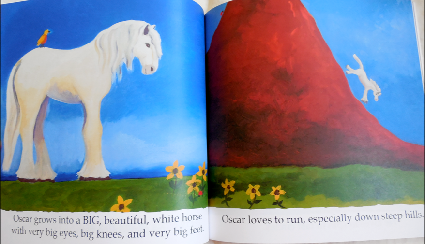 I've heard from book store owners that kids love the colors, the animals, the story and the