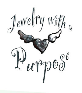 CLICK IMAGE to see new pieces daily!  All jewelry will benefit the Bucket Fund!  Click here!
