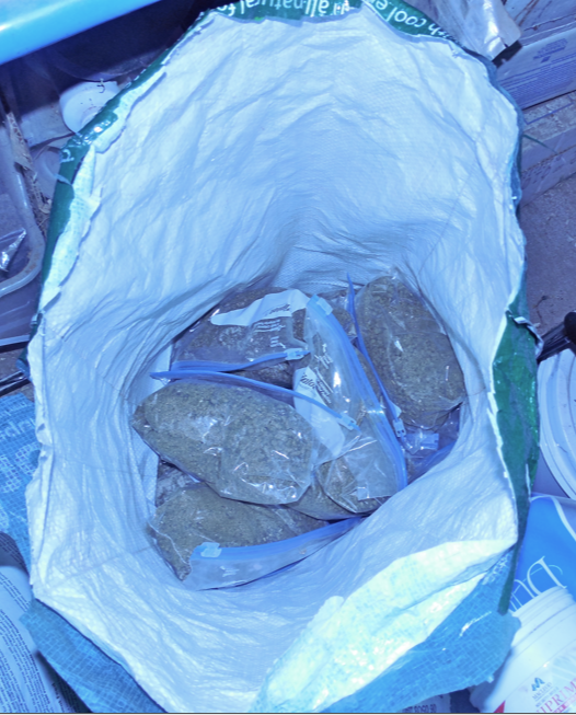 I put the individual baggies inside of a bigger (labeled) bag.