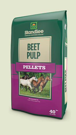 I use Standlee because I never find any corn or other 'bad' things in the bag - for my Cushings horses.