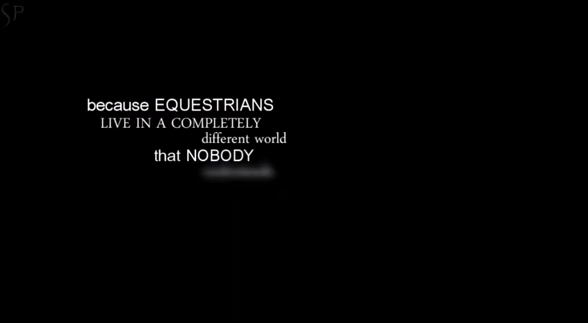 Click to watch the WE ARE EQUESTRIANS video.