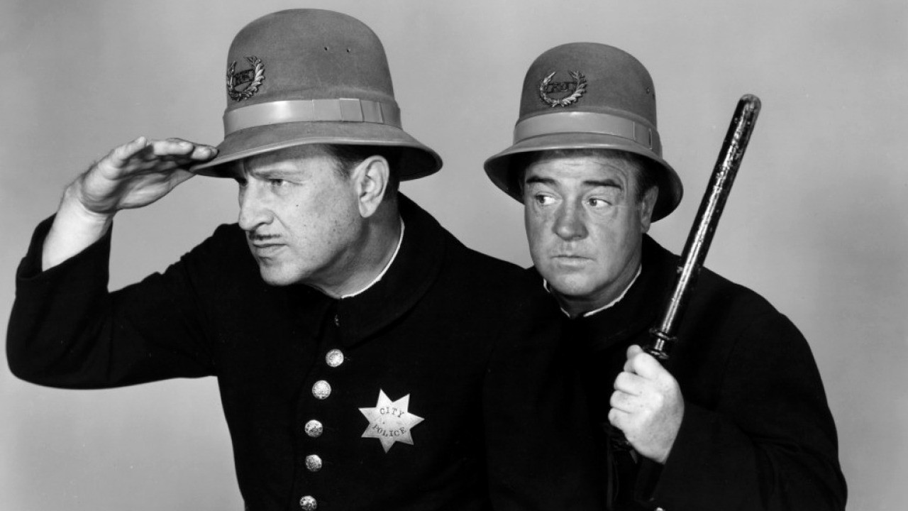 step by inch abbott and costello meet