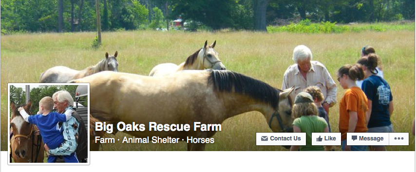 Big Oaks FB page. Click to visit.