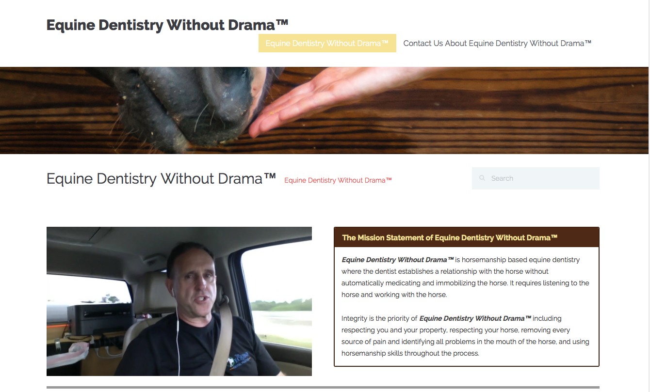 Click to go to Dr. Geoff Tucker's website.  The videos are incredible!