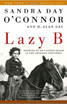The Lazy B, it was the largest ranch in the Western US.