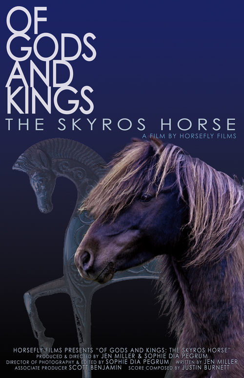 Click image to purchase this beautifully shot informative story of the history of the Skyros horse.  Gorgeous!  Only 10 available for $25!