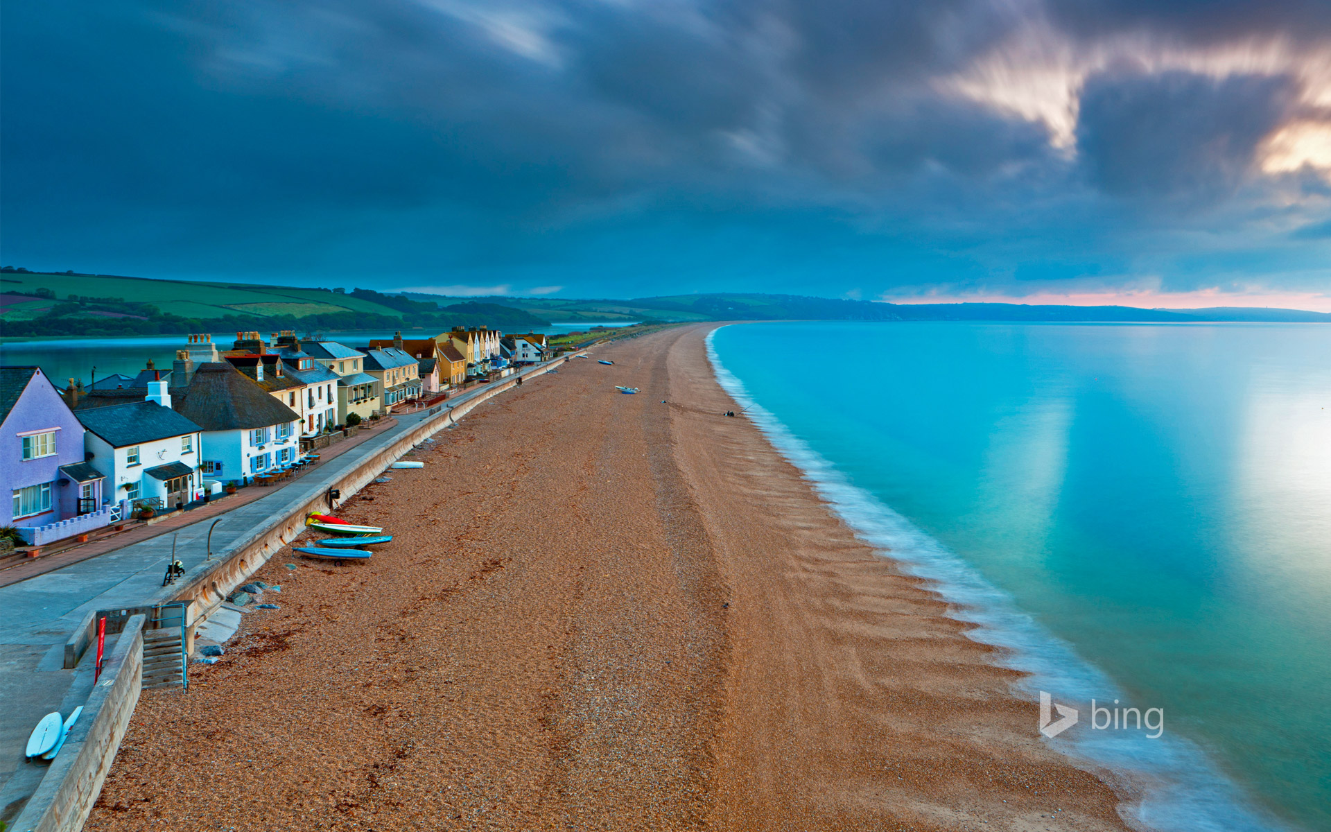 Torcross, South Devon, England