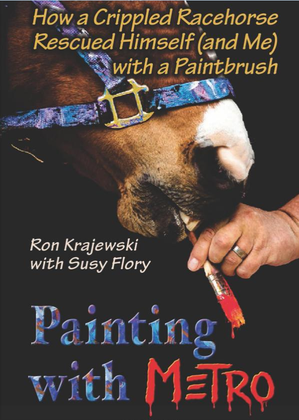 Click image to purchase book. (Please use your SMILE AMAZON account that benefits Horse and Man. Thank you!)