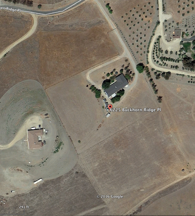 This is the Google Earth of the property. It doesn't show elevations... but the house is on a ridge which means the pastures are below the house on each side. The previous owner cut down all the vegetation and sprayed all the pastures with Roundup except the front, steep pasture. Sigh. Anyway, I have studied this map and finally came up with what I think is the best fencing solution for Phase 1 - getting the horses pastures - safely and economically.