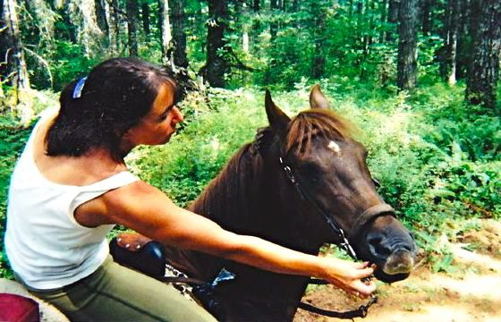 I miss my Aladdin - he was perfect. No, he wasn't... but I still miss him every time I ride.