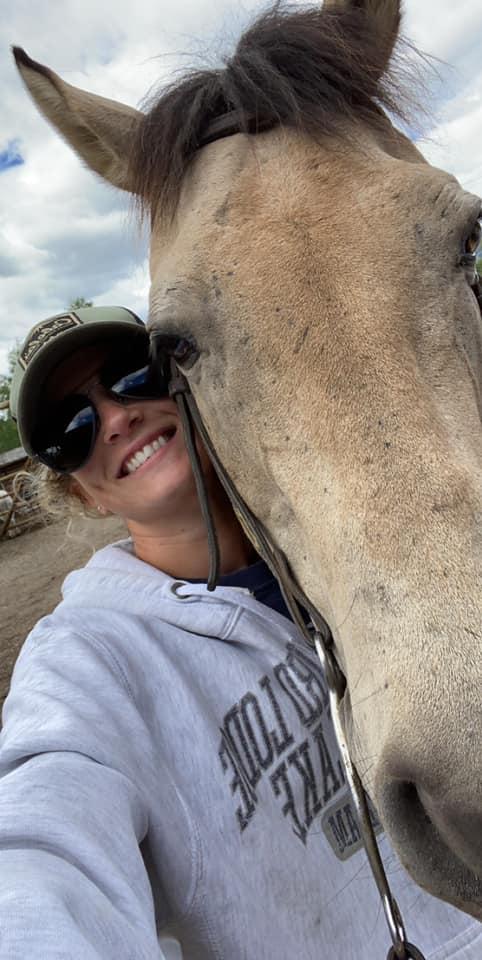 Nossa viagem anual a Wyoming e ao R Lazy S Ranch - foi cancelada. Mas eu tenho essas fotos frescas! 7