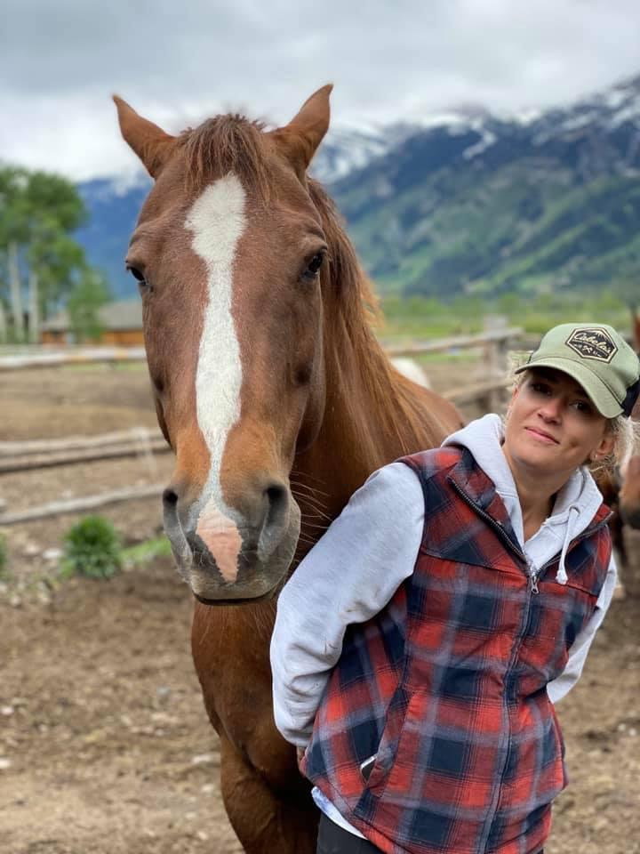 Nossa viagem anual a Wyoming e ao R Lazy S Ranch - foi cancelada. Mas eu tenho essas fotos frescas! 6