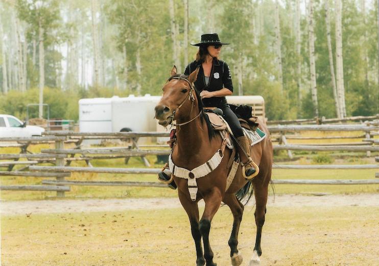 Nossa viagem anual a Wyoming e ao R Lazy S Ranch - foi cancelada. Mas eu tenho essas fotos frescas! 14