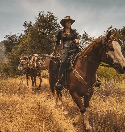 Minha entrevista com long rider, Gillian Larson, PARTE 2. (ÓTIMAS FOTOS!) 5