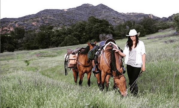 Minha entrevista com long rider, Gillian Larson, PARTE 2. (ÓTIMAS FOTOS!) 10