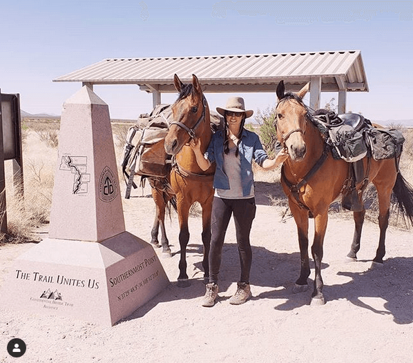 Minha entrevista com long rider, Gillian Larson, PARTE 2. (ÓTIMAS FOTOS!) 14