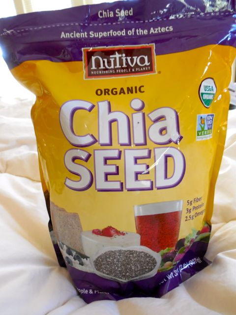 I found this 2lb bag of Chia Seed at Costco for $14.99.  Previously, I had been paying $59 for 5lbs.  I don't know anything about the manufacturer but it has to be human grade if they are selling it as human food at Costco.