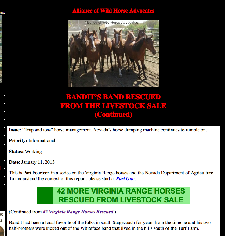 Click image to read all about the Rescue of the StageCoach 8