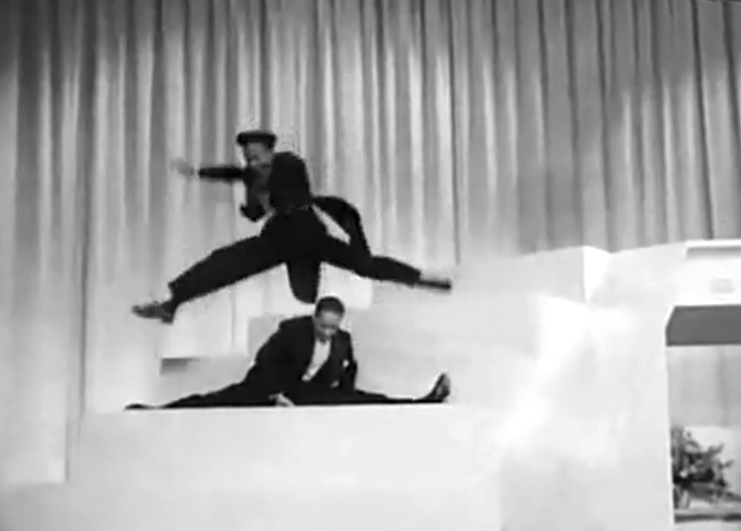 Click image to watch this very fun dance video!