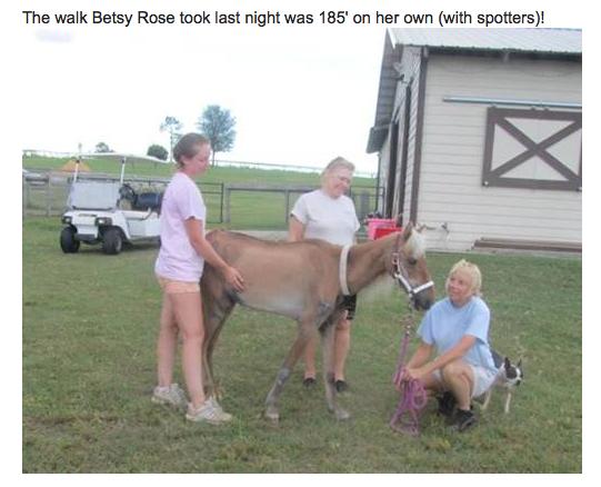 Betsy Rose!