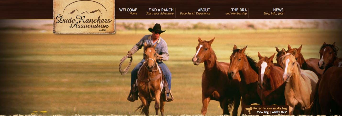 Dude Ranch Association