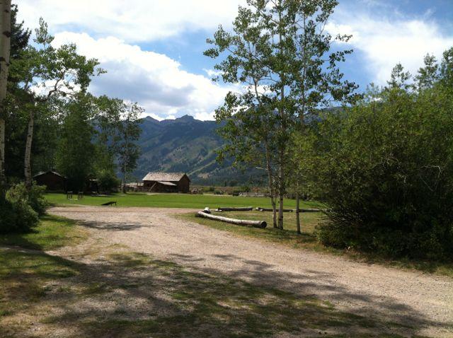 cabin veiw