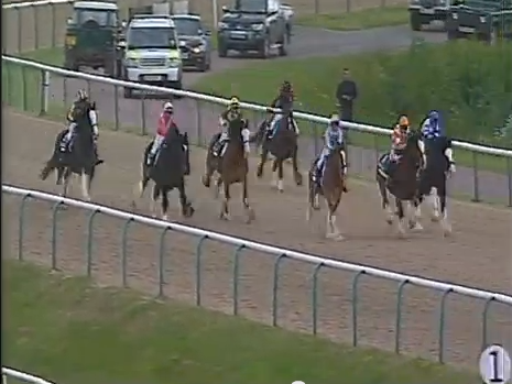 Click image to watch the racing Shires!